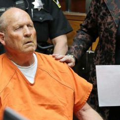Wheelchair Killer Home Depot Lawn Chairs Suspected Golden State Attends 1st Court Appearance Handcuffed In Abc News