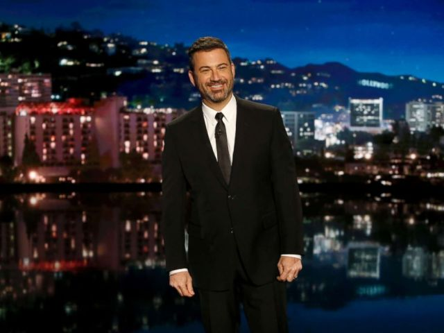 PHOTO: Jimmy Kimmel appears on Jimmy Kimmel Live! on June 11, 2018.