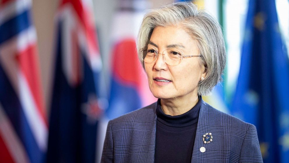 South Korea's Foreign Minister Kang Kyung-wha: 'We're not going back to life pre-COVID' thumbnail