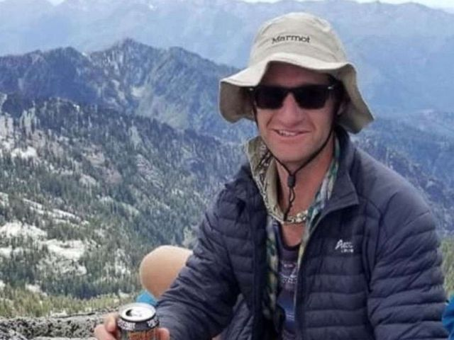 PHOTO: Daniel Komins, 35, went on a hiking trip in the Trinity Alps in Northern California on Aug. 10, 2019, and has not been seen since the following day. He was expected to return Wednesday.