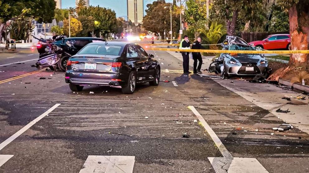 Family calls for Justice for Monique Munoz, victim in deadly Lamborghini crash 3/14/21