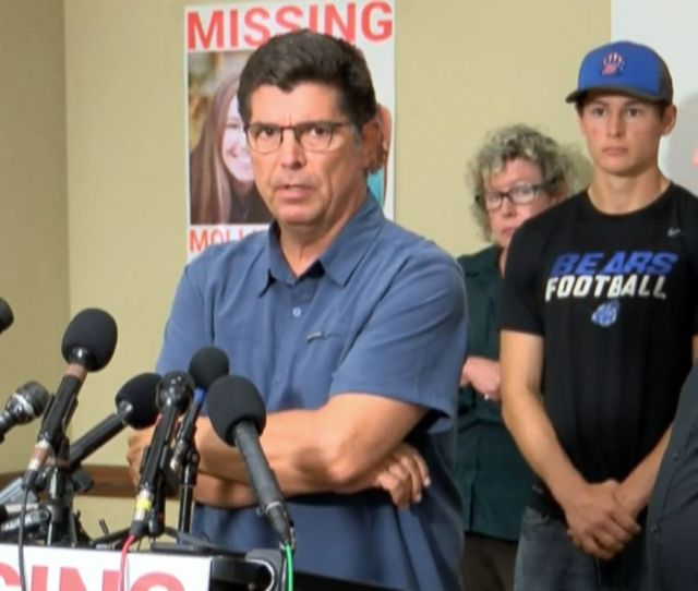 Photo Rob Tibbetts The Father Of Missing Student Mollie Tibbetts  Speaks