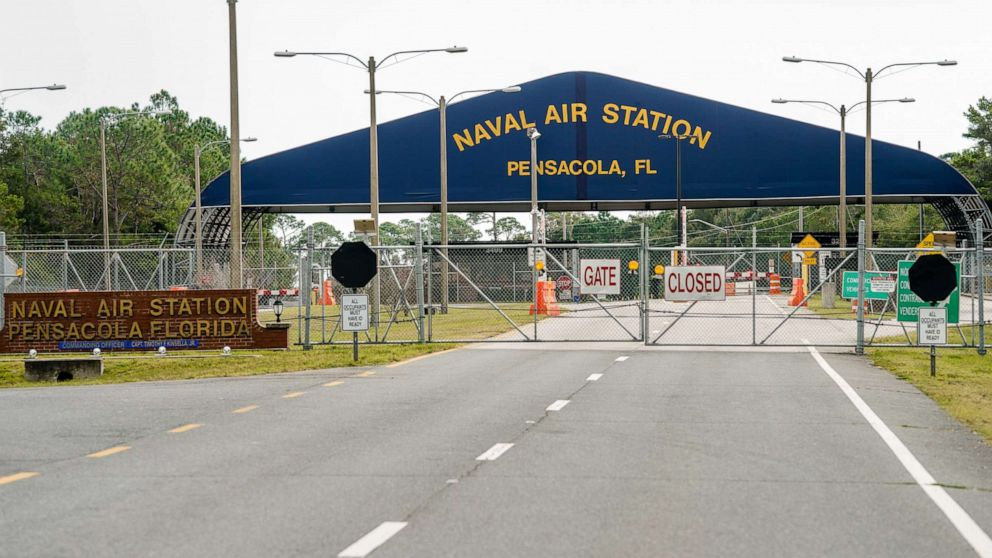 4 dead in shooting incident at Pensacola naval base; suspect was ...