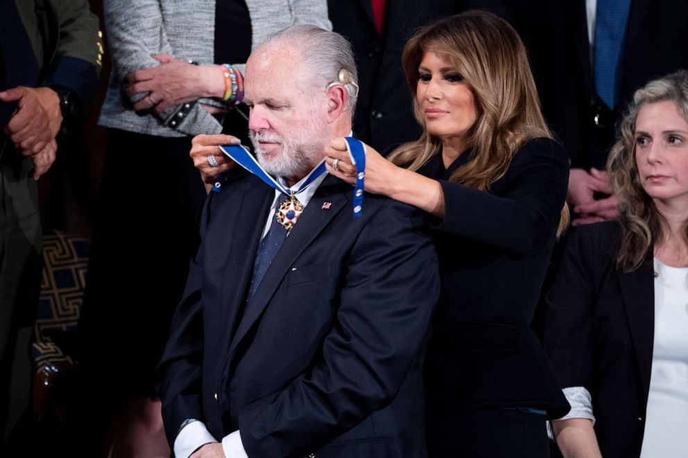 Governor Ron DeSantis Will Fly Flags at Half-Staff in Honor of Rush Limbaugh