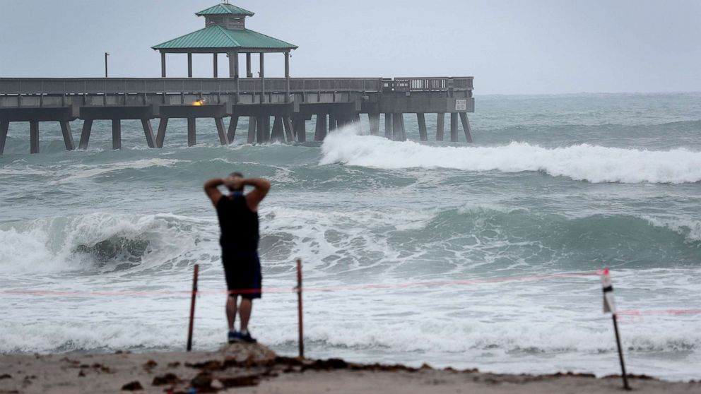 Tropical Storm Isaias Closing In On Florida Abc30 Fresno
