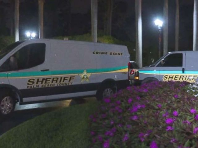 Palm Seaside County Sheriffs Division became on the scene of the vandalism on Saturday evening.
