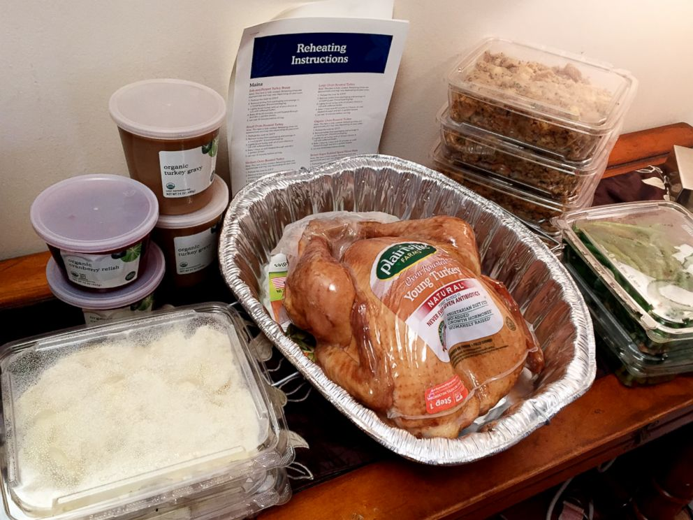 Fresh Direct Thanksgiving Dinner Reviews