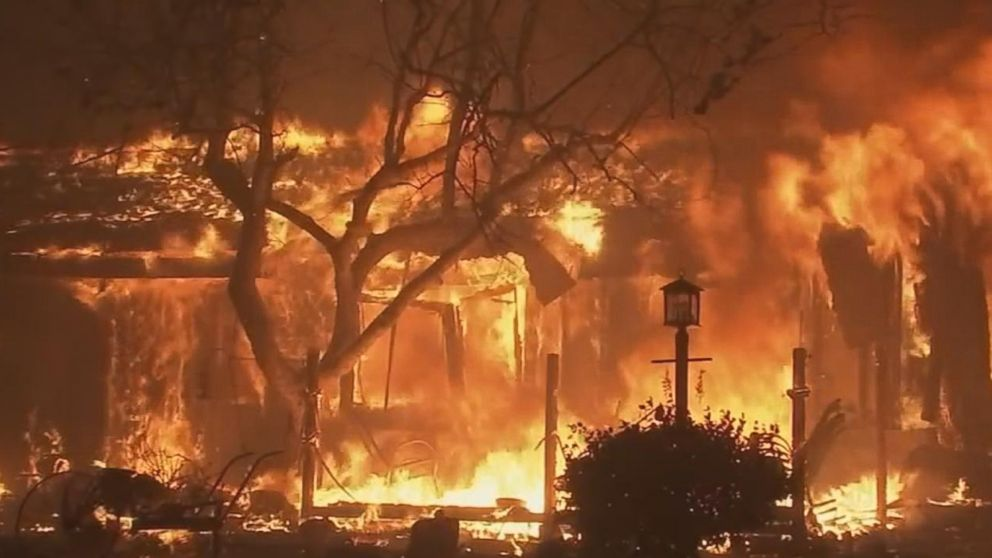 President Trump will visit California to meet wildfire victims ...