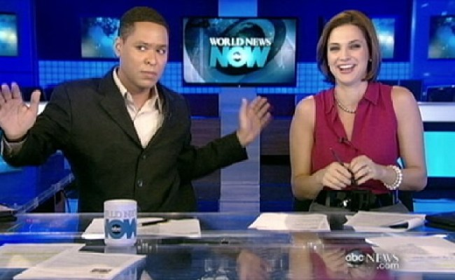 World News Now In 2012 A Year Of Laughs Video Abc News
