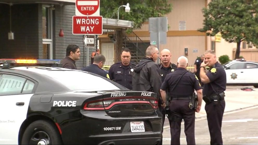Three people fatally shot in downtown Fresno, California Video ...
