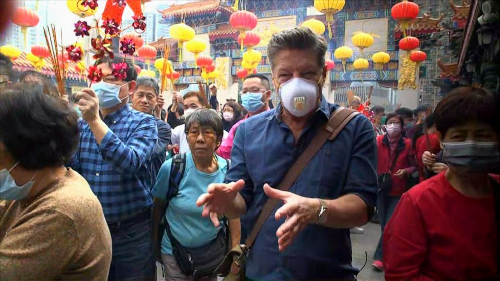 China has more than 1,400 cases of coronavirus and 42 deaths Video ...
