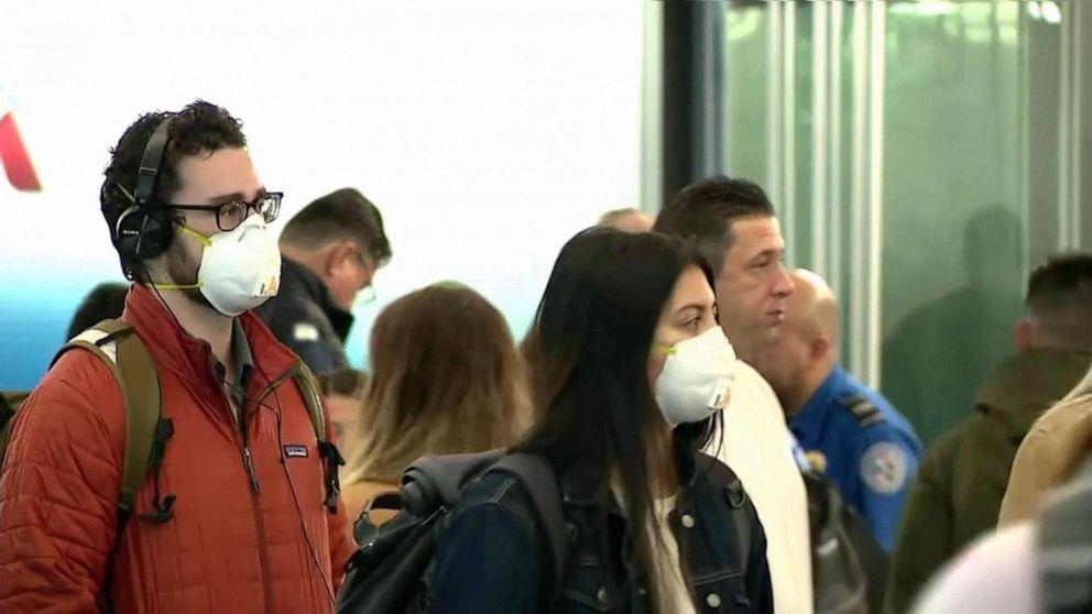 Authorities report 2nd coronavirus death in U.S. - ABC News