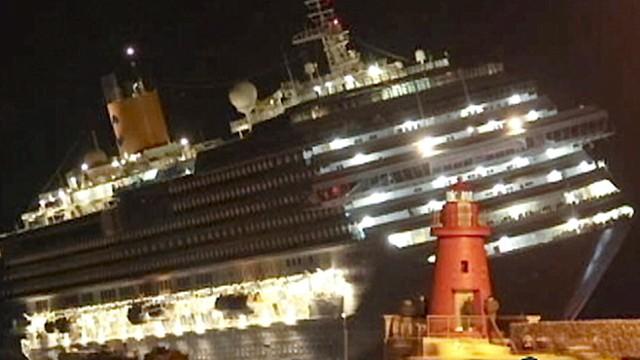 sinking cruise ship raises safety