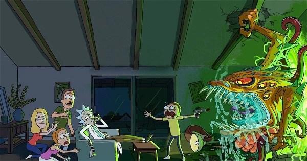Gravity Falls Wallpaper Pc Divirta Se Com As Melhores Frases De Rick And Morty
