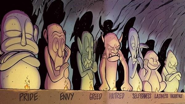 The Seven Enemies of Man