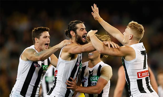 Image result for brodie grundy 2018 620 collingwoodfc.com.au