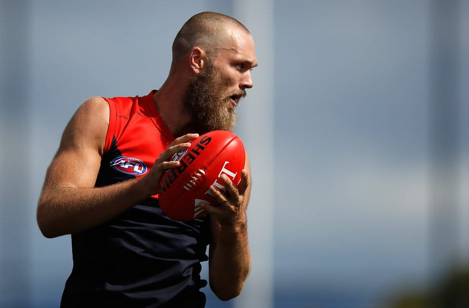 Image result for max gawn 2018