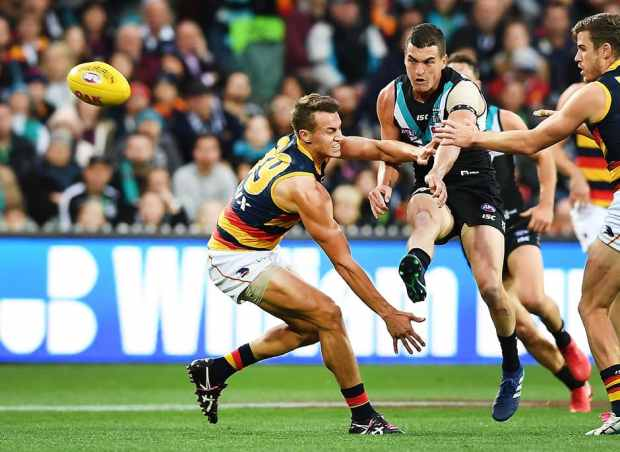 Image result for tom rockliff 2018