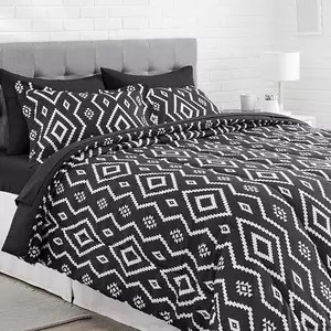 native american design 7 pieces bedding set comforter set king bed sets