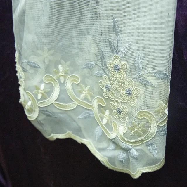 grossiste blanche porte rideaux acheter