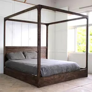Four Poster Beds Four Poster Beds Suppliers And Manufacturers At Alibaba Com