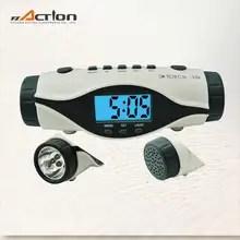 Watch Tritium World Travel Alarm Clock