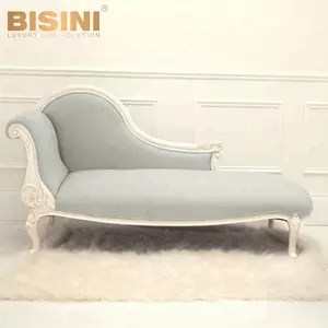 bisini antique design kids royal carved chair american style linen toddler lounge chairs chaise longue