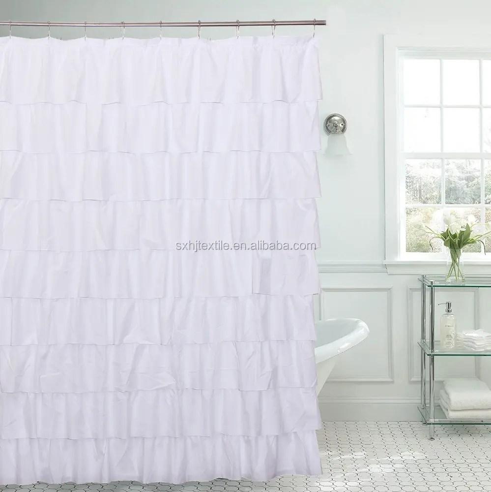 white shower curtain hooks rings shower curtain set fenghua glass home waterproof thick shower curtains for bathroom flamingo decor bathroom accessories evertribehq bath