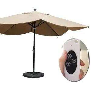 remote control patio umbrella