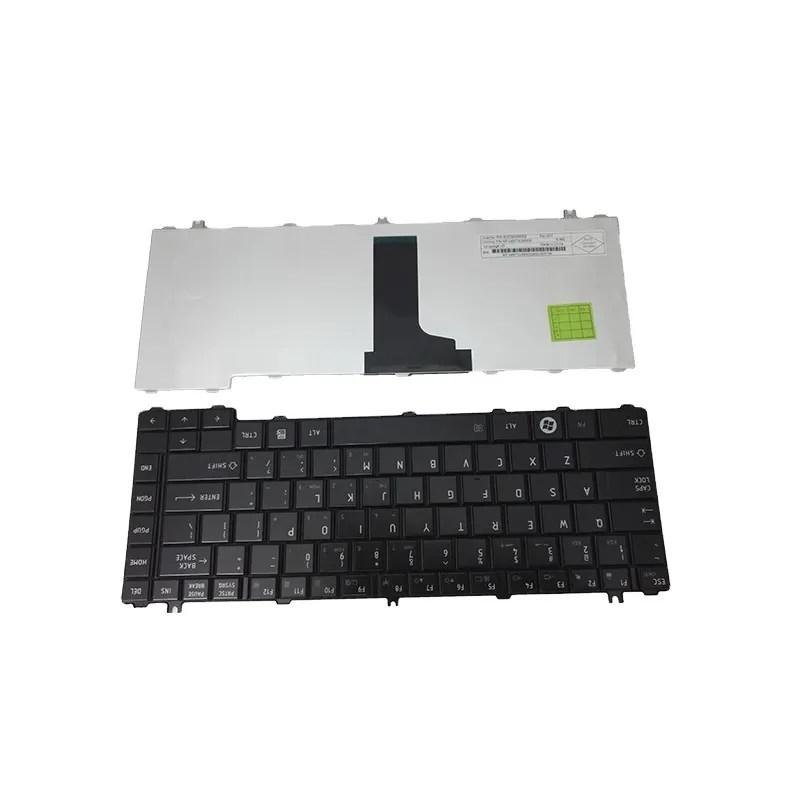 China Toshiba Keyboard Parts