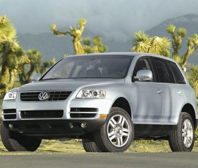 Volkswagen Touareg Exterior Photo