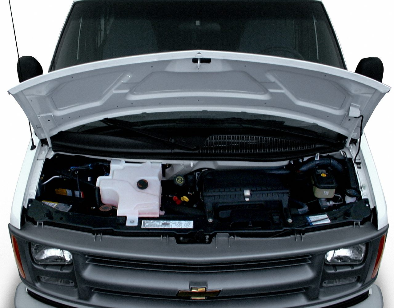 hight resolution of 2000 chevrolet express exterior photo
