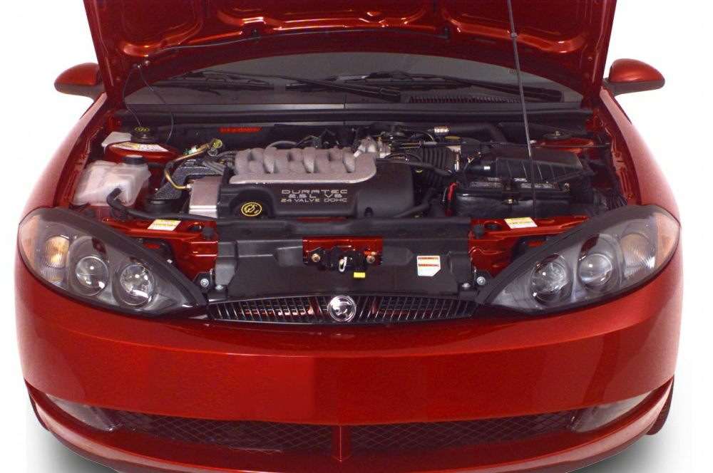 medium resolution of 2000 mercury cougar exterior photo