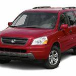 2003 Honda Pilot Ex L 4dr 4x4 Sport Utility Specs And Prices