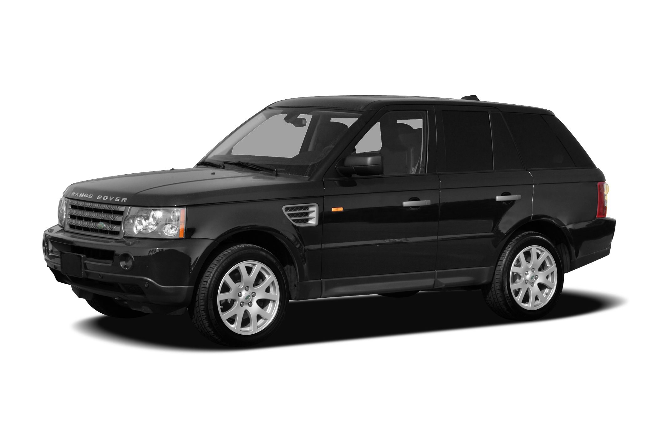 2007 Land Rover Range Rover HSE 4dr All wheel Drive Information