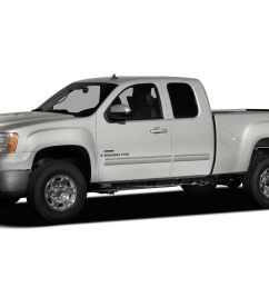 2008 gmc sierra 2500hd slt 4x4 extended cab 8 ft box 157 5 in wb specs and prices [ 2100 x 1386 Pixel ]