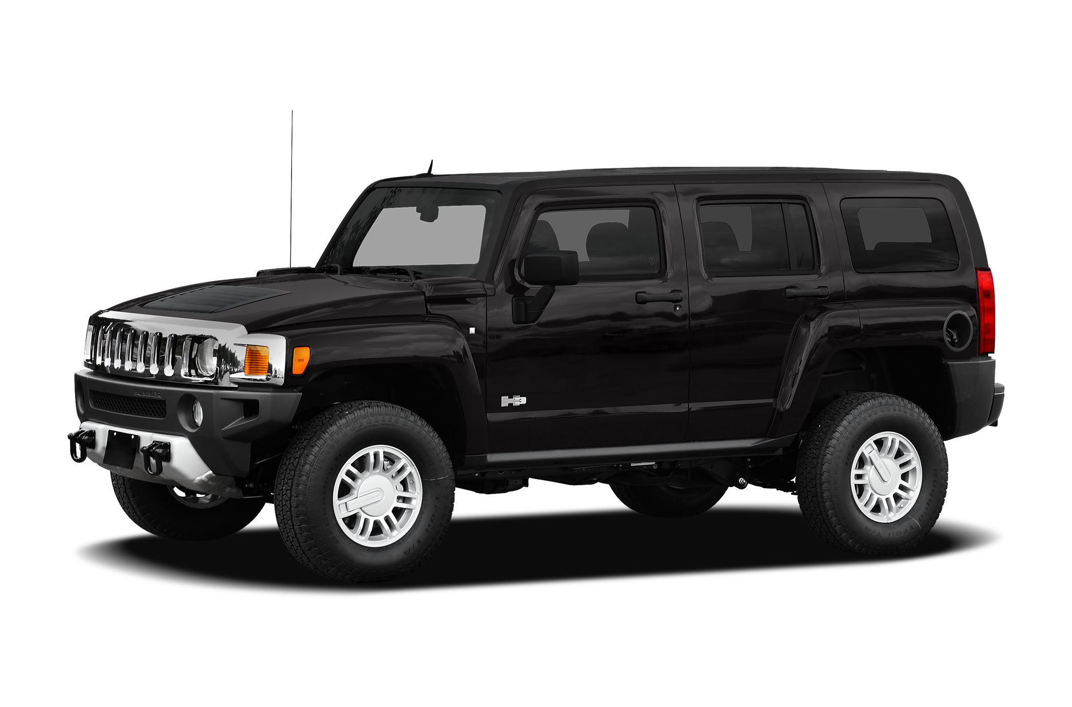 2008 HUMMER H3 SUV New Car Test Drive