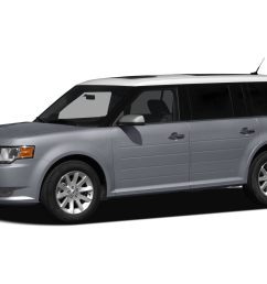2010 ford flex limited w ecoboost 4dr all wheel drive pricing and options [ 2100 x 1386 Pixel ]