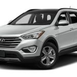 2015 Hyundai Santa Fe Safety Recalls