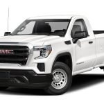 2020 Gmc Sierra 1500 Base 4x4 Regular Cab 8 Ft Box 139 6 In Wb Specs And Prices