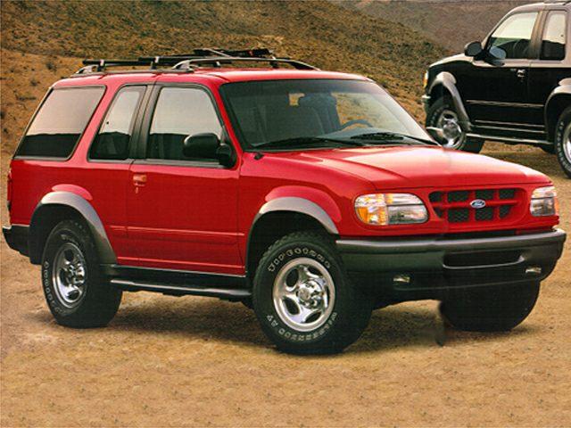 1999 Ford Explorer Sport Repair Guides