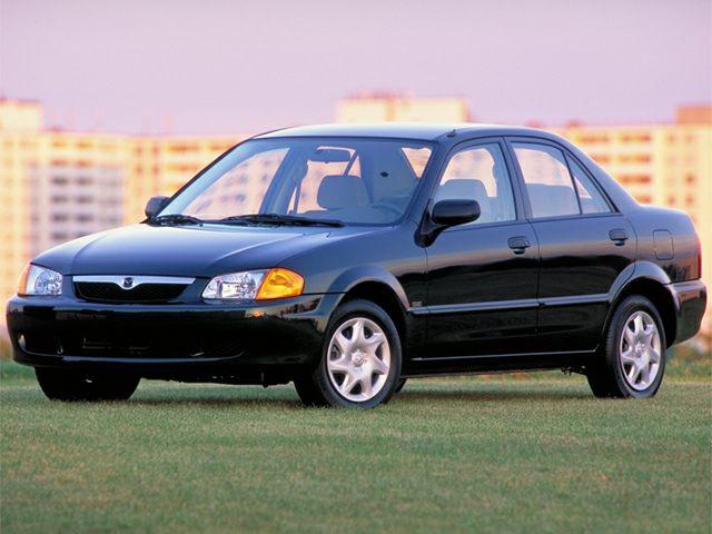 1999 Mazda Protege Radio