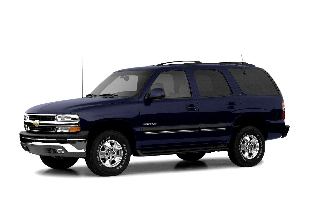 hight resolution of 2003 tahoe lt