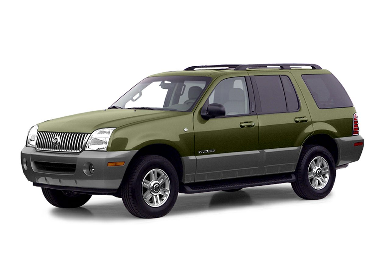 hight resolution of 2003 mercury mountaineer information
