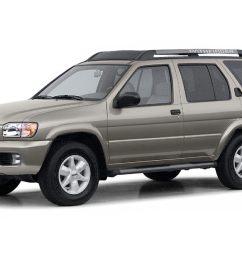 2003 nissan pathfinder front bumper diagram [ 1280 x 845 Pixel ]