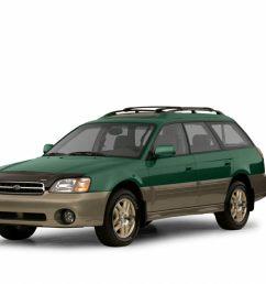 2003 subaru outback h6 3 0 l l bean edition 4dr all wheel drive station wagon equipment [ 1280 x 845 Pixel ]