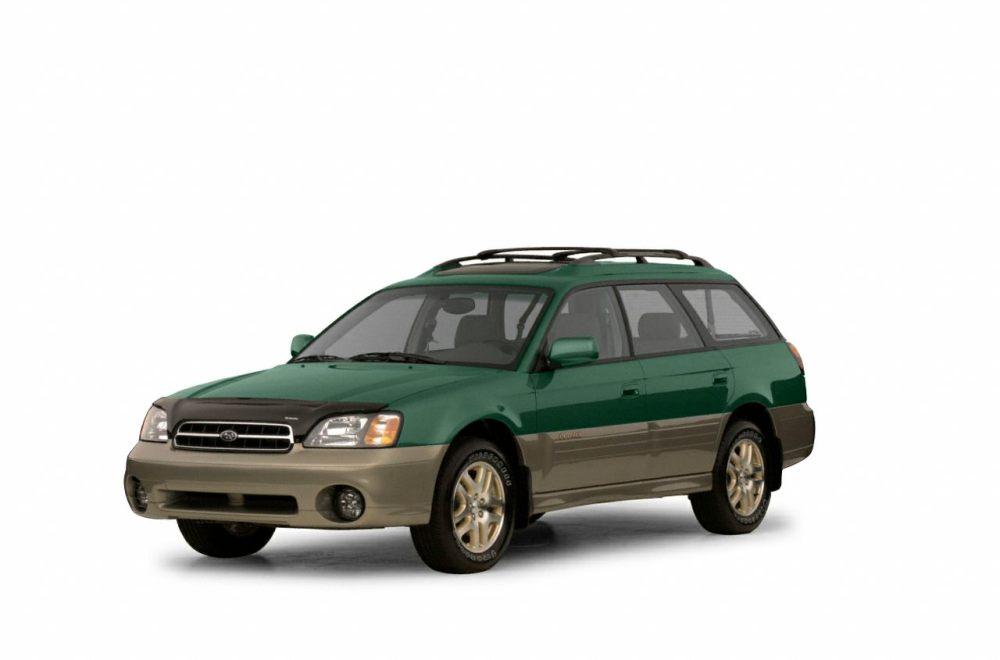 medium resolution of 2003 subaru outback h6 3 0 l l bean edition 4dr all wheel drive station wagon equipment