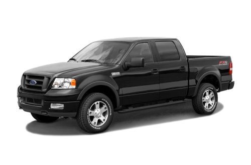 small resolution of 2005 ford f 150 supercrew lariat 4x4 styleside 5 5 ft box 139 in wb specs and prices
