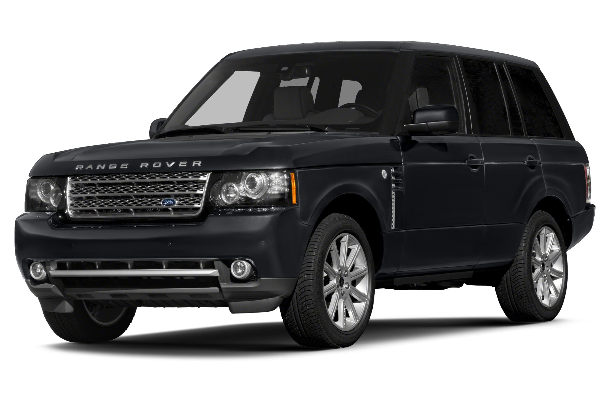 2012 Land Rover Range Rover New Car Test Drive