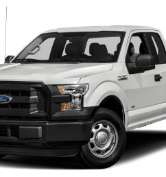 2017 ford f 150 xl 4x4 supercab styleside 8 ft box 163 in wb pricing and options [ 2100 x 1386 Pixel ]